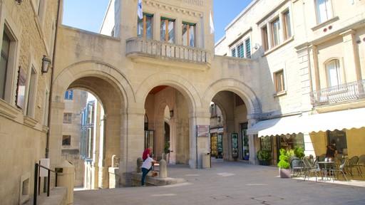 Piazza del Titano