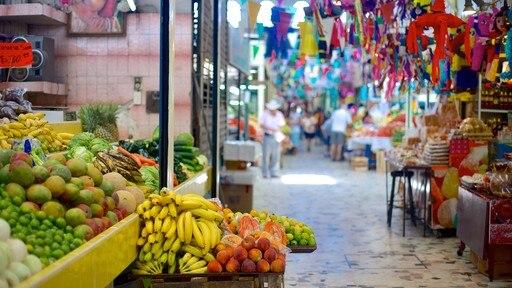 Jose Maria Pino Suarez Municipal Market