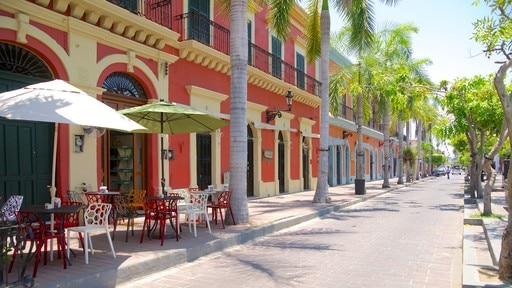 Old Mazatlán