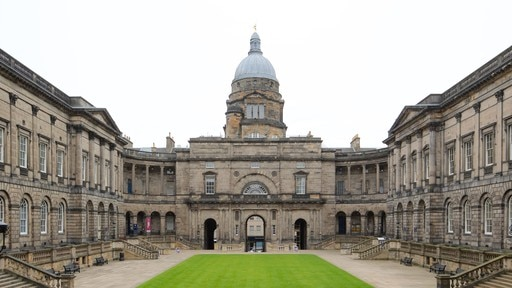University of Edinburgh which includes heritage architecture and heritage elements
