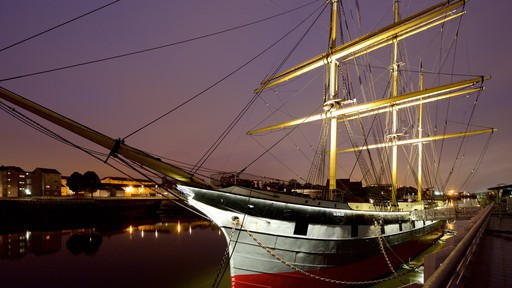 Tall Ship at Riverside