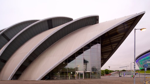 Scottish Exhibition and Conference Centre (SECC)