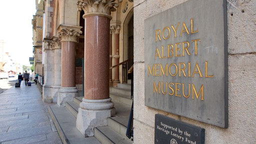 Royal Albert Museum and Art Gallery
