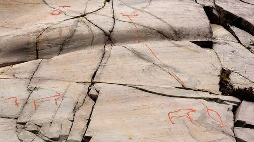 Alta Rock Carvings
