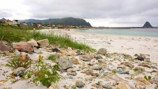 Bleik Beach (Spiaggia)