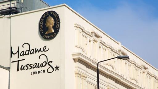 Madame Tussaud's Wax Museum
