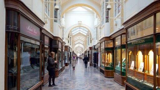 Centre commercial Burlington Arcade