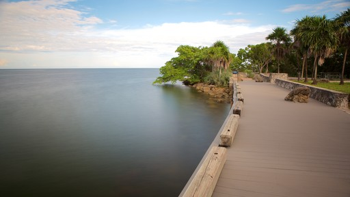 Biscayne National Park featuring general coastal views