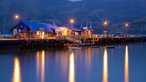 Akaroa Wharf
