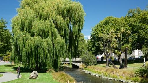 Victoria Square, Christchurch, New Zealand
