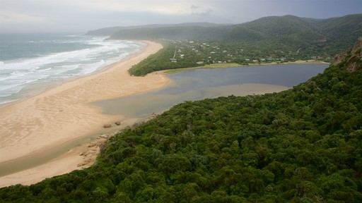 Natures Valley Beach