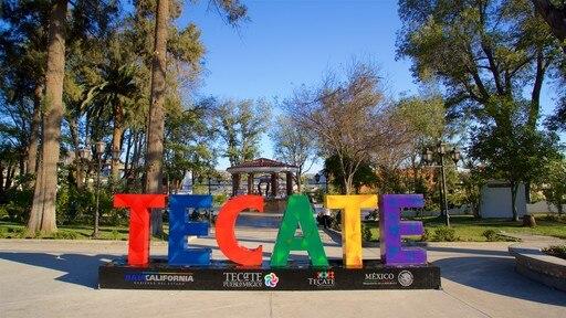 Volumétrico de Tecate, Pueblo Mágico de Baja California