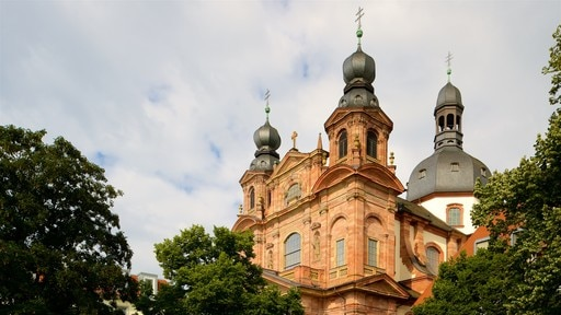 Mannheim Jesuit Church