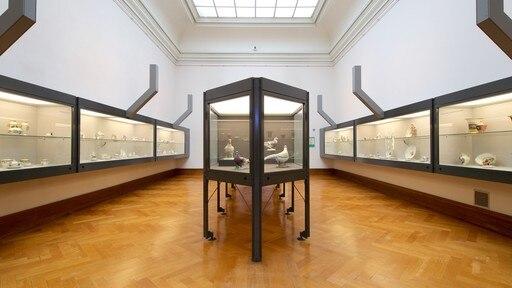 (Musée suisse de la céramique et du verre d'Ariana