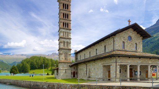 St. Moritz Leaning Tower
