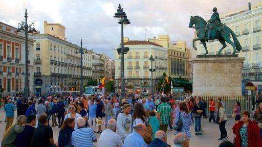 Place Puerta del Sol