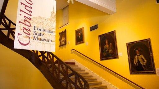 Cabildo showing heritage architecture