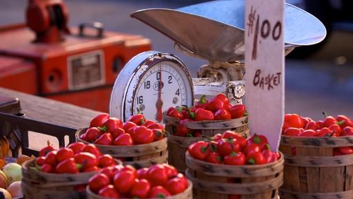 Italian Market, Philadelphia, Pennsylvania, United States of America