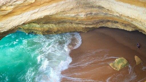 Benagil Beach
