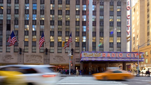 Radio City Music Hall (centro de entretenimientos)