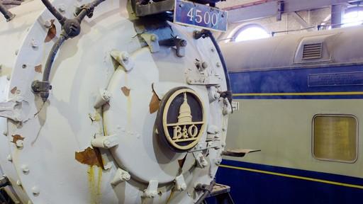 B&O 철도 박물관
