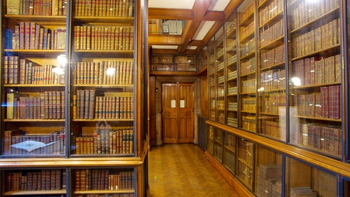John Rylands Library (bibliothèque)