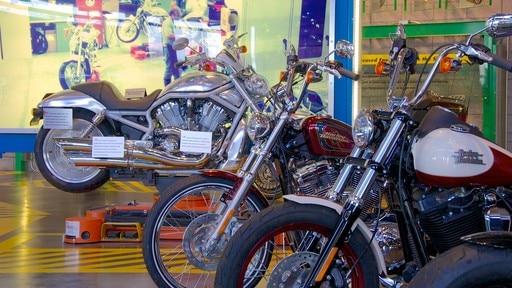 Harley-Davidson Factory