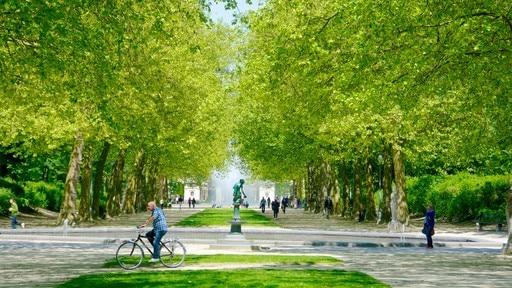 브뤼셀 공원