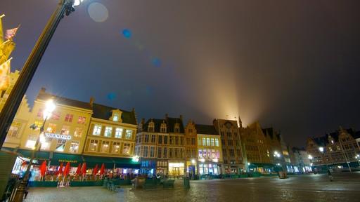 브뤼헤 마켓 광장(흐로터 마르크트)