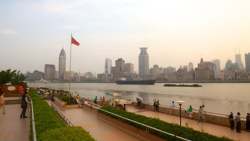 Pudong Riverside Promenade and Park