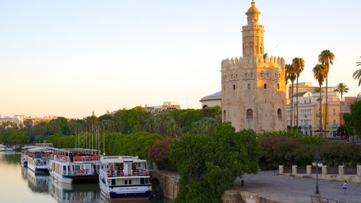 Torre del Oro Watchtower
