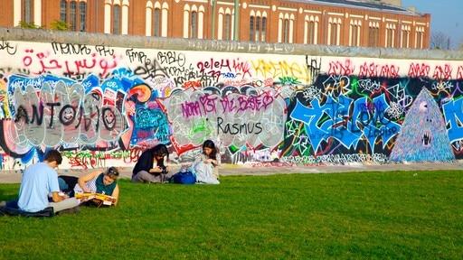 이스트 사이드 갤러리(베를린벽 기념 야외갤러리)