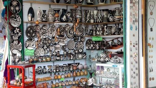 La Mariscal Craft Market