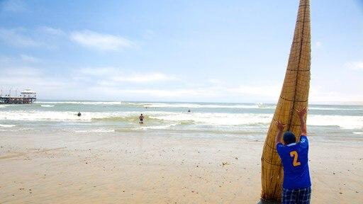Huanchaco Beach