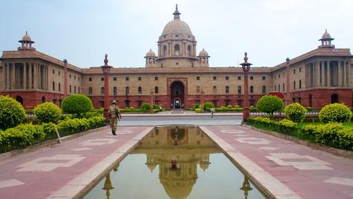 Casa Rashtrapati Bhavan