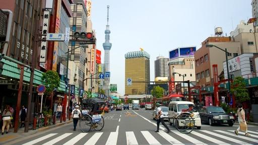 Tháp truyền hình Tokyo Sky Tree