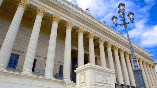 Lyon Courthouse (Palais de Justice)