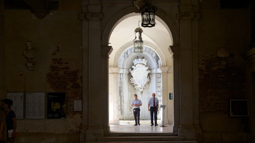 Palais Ca' Rezzonico