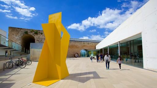 Museo de Arte Moderno y Contemporáneo E Baluard