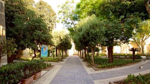 어퍼 바라카 정원