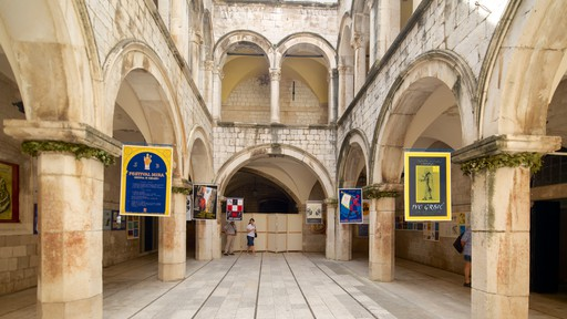 Sponza Palace showing heritage architecture