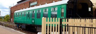 Royal Tunbridge Wells which includes railway items