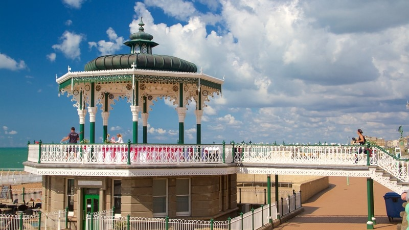 Brighton-stranden