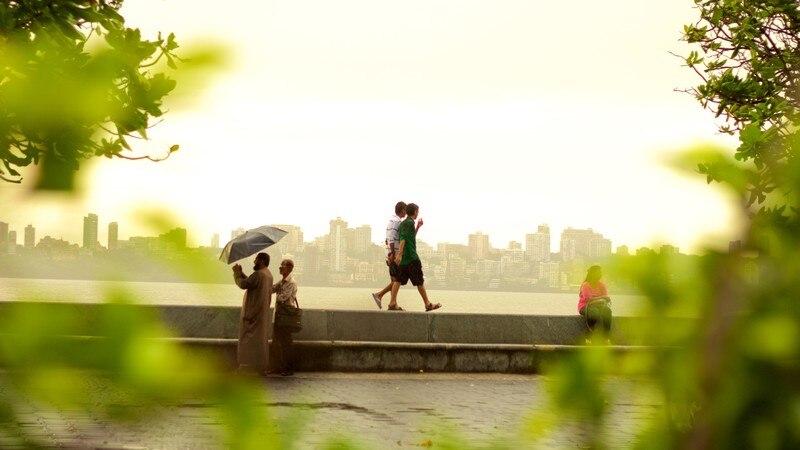 마린 드라이브(해안 도로)
