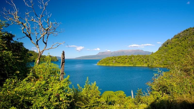Lac Tikitapu