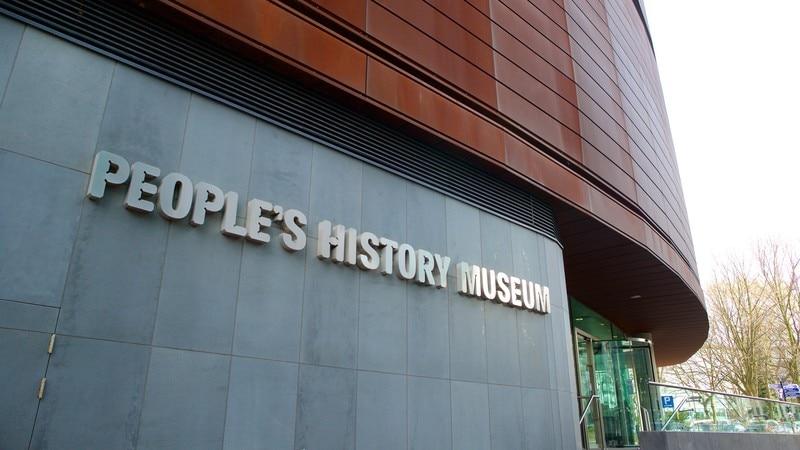 People's History Museum (musée consacré à l'histoire du peuple)