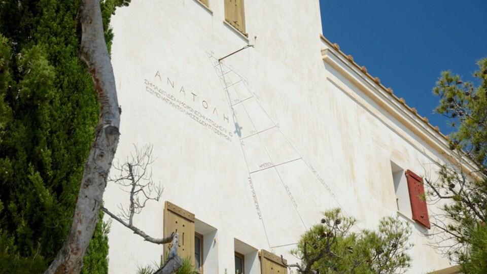 Villa Kerylos which includes heritage elements