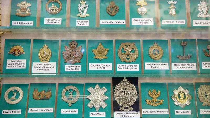War and Peace Museum di Oban
