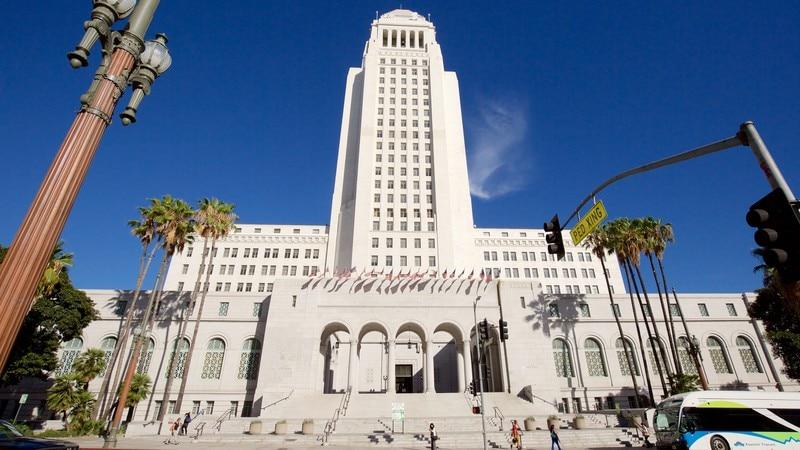 로스앤젤레스 시청