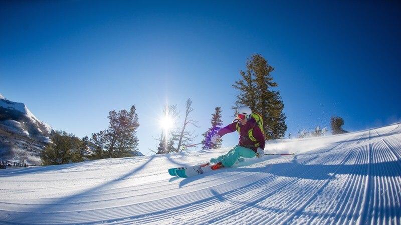 Salt Lake Mountain Resorts